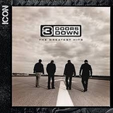 3 Doors Down The Greatest Hits [cd Novo De Fabrica]